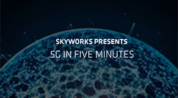5G in Five Minutes
